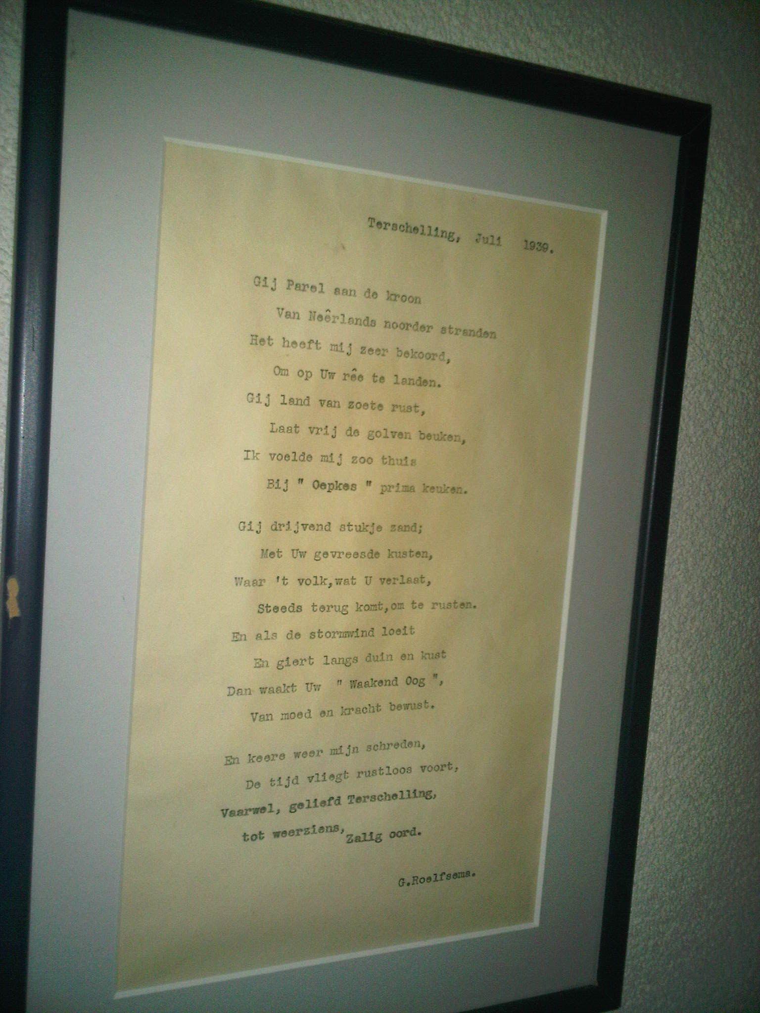 Gedicht casino